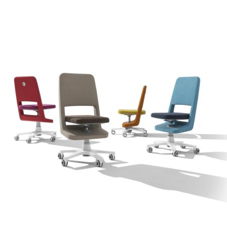 Moll Design-bureaustoelen